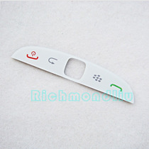 Blackberry 9800 Torch Keypad Frente Teclado De Colgar Blanco