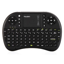 Teclado Hausbell Mini H7 Inalámbrico Pc Xbox360 Ps3 Android