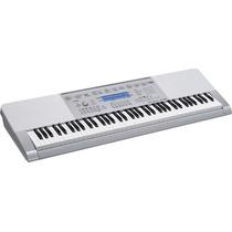 Teclado Casio Wk-225 76 Teclas Organo Usb Pm0