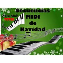 Navidad Midi Secuencias Midi De Navidad Midis Navideños