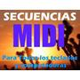 Midis Secuencias Midi Todos Los Grupos Famosos Norte En Midi