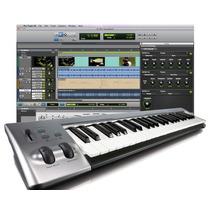 Avid M-audio Keystudio 49 Teclado Controlador Con Protools