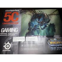 Steelseries 5c World Of Warcraft Mousepad