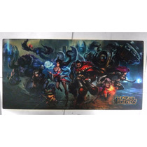 Gaming Mat Personalizado 60x30cm League Of Leyends, Wow, Etc