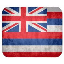 Insomniac Artes - Bandera De Hawaii Mousepad Estado