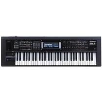 Teclado Sintetizador Marca Roland Mod. Gw-8l