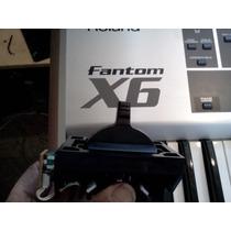 Palanca Del Pitch Para Teclado Roland Fantom X6 Original