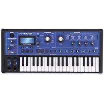 Novation Mininova (sintetizador Con Vocoder) 12 Meses S/int