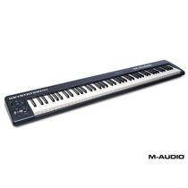 M-audio Keystation 88 Mkii Nuevo Modelo Teclado Controlador