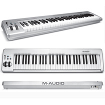 M-audio Keystation 61es Teclado Controlador Usb Midi Ableton