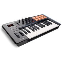 M-audio Oxygen25 Mk4 El Nuevo Modelo Teclado Controlador Usb