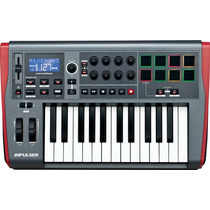 Teclado Controlador Midi Novation Impulse 25 Usb Op4