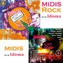 Midis Rock En Tu Idioma Vol. 1 Y 2