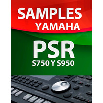 Samples Yamaha Para Teclados Psr S750 Y S950 Maa