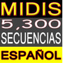 Secuencias Midi 5300 Pistas Lo Más Nuevo