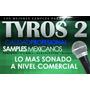 Samples Para Teclados Yamaha Tyros 2 + Envio Gratis