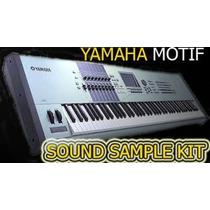 Samples Para Motif Xs 6, 7 Y 8