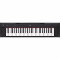 Piano Ligero Portatil 61 Teclas Yamaha Np12b