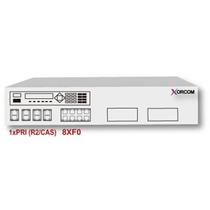 Xorcom Xe2069 Puertos Telefónicos Xe2069: 1 Pri + 8 Fxo