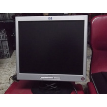 Monitor Lcd 17 Plgs Hp Ibm Dell Funcional Calidad B Hm4