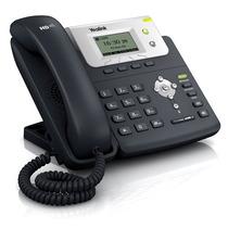 Telefono Ip Yealink Sip-t22 Con Pantalla, 3 Cuentas Sip