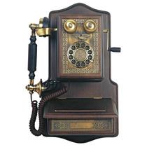 Telefono Antiguo Replica Paramount 1907 Retro Decoracion Bar