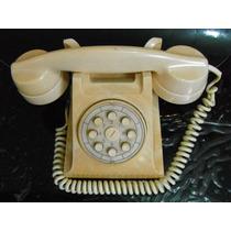 Raro Teléfono/conmutador Ericsson, Color Marmoleado
