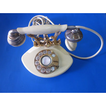 Hermoso Telefono Antiguo.