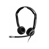 Sennheiser Cc 520 Binaural Auricular Con Ultra Con Cancelaci