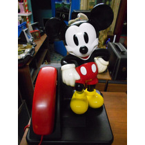 Teléfono At&t Mickey Mouse Funcionando