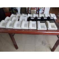 Lote De Telefonos Unilineas Mod. Kx-ts500 Y 5500