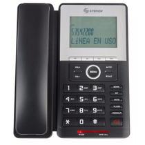 Teléfono Steren Con Tecnología Dect 6.0 ¡a Sólo 499.00!