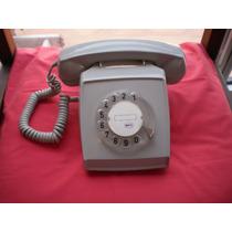 Telefono Antiguo De Los Años 70s Impecable Como Nuevo