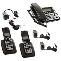 Motorola M803c Telefono Fijo Dect_6.0, 2-auricular