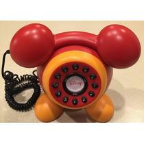 Telefono Alambrico Mickey Mouse Hogar Y Negocio