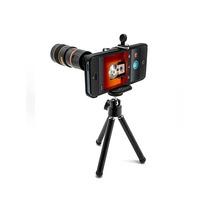 Lente Zoom Óptico 8x Iphone 5 Con Tripie