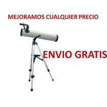 Telescopio 60x900 Con Tripie Envio Incluido