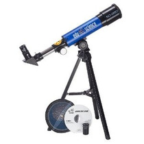Edu Ciencia Land & Sky 360 Sobremesa Telescopio Refractor -
