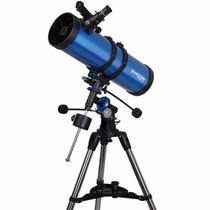 Telescopio Meade Polaris Reflector 130x650 Mm Ecuatorial