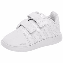 Niño Tenis Adidas Bts Class 4 Cf Infant Blanco Total Piel