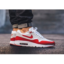 Tenis Nike Air Max 1 Ultra Sport Red 2016