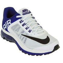 Tenis Nike Air Max Excellerate 2 Running Blanco Azul Gym