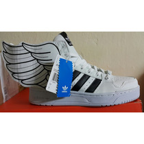 Adidas Jeremy Scott Wings 2.0 White Black