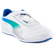 2014 Tenis Puma Evospeed 1.2 Mercedes Amg Blanco Plata Gym