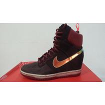 Tenis Bota Nike Dunk Sky Hi Sneakerboot 2.0 Air Max 4 Mx