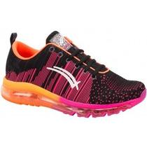 Tenis Para Correr Karosso 7515 Valvula De Aire, Nike Adidas