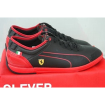 Puma Ferrari Driving Power Light Sm Losf Tallas 25 Y 26 Mx