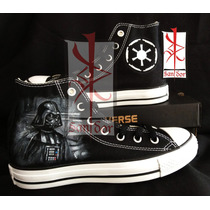 Tenis Pintados A Mano Star Wars Darth Vader