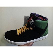 Tenis Cons Converse Weapon Rasta 10.5us 28.5cm 8.5mx