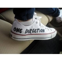 Tenis Converse One Direction 1d Varios Colores